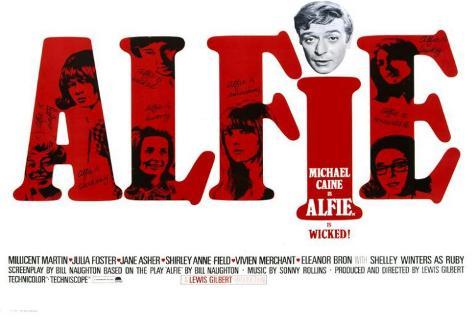 Irrésistible Alfie Poster