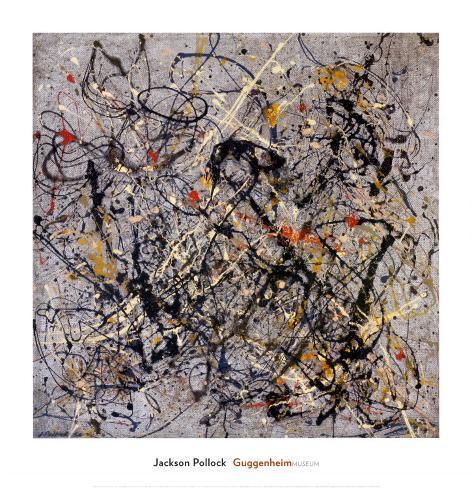 Nombre 18,1950 Reproduction d'art