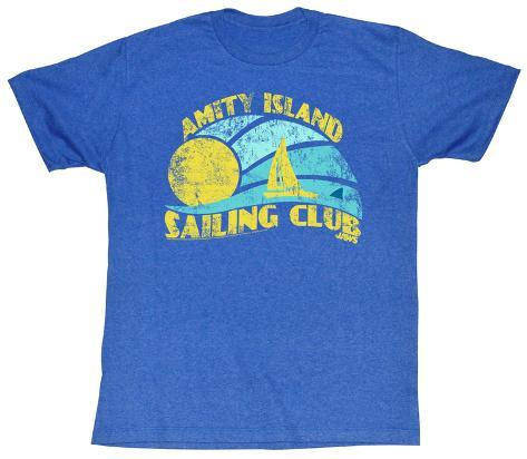 Jaws - Sail T-shirt