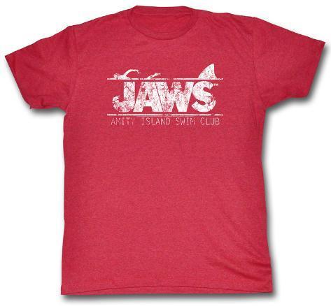 Jaws - Swim Club T-shirt
