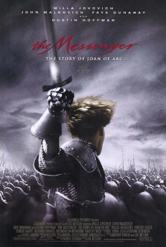 Jeanne d'Arc Affiche originale