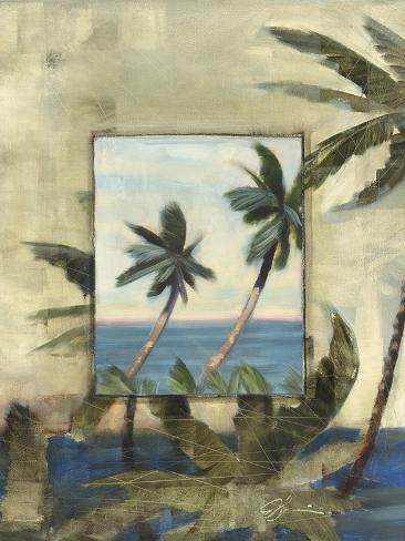 Breezy Palms, no. 1 Reproduction d'art