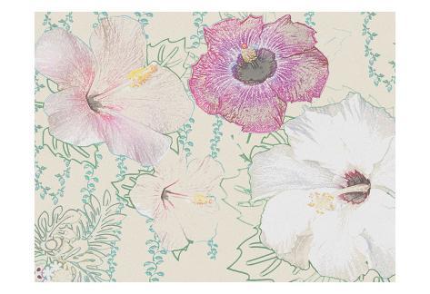 Botanical Bloom Reproduction d'art