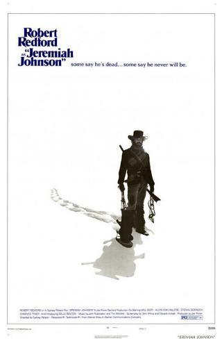 Jeremiah Johnson Affiche originale