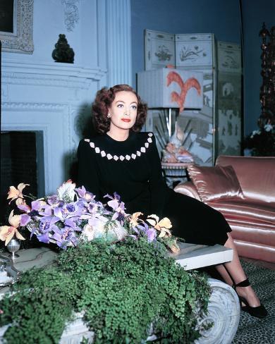 Joan Crawford Photographie