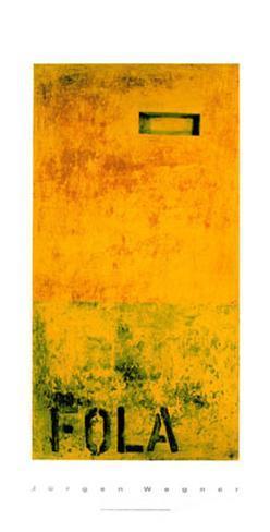 Fola, c.1990 Sérigraphie