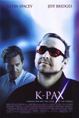 K-PAX: l'Homme qui vient de loin Affiche originale