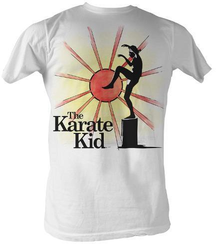 Karate Kid - Ninja Sun T-shirt