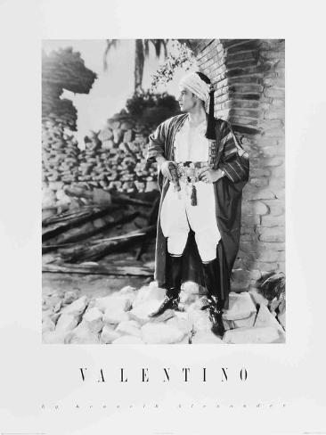 Valentino Reproduction d'art