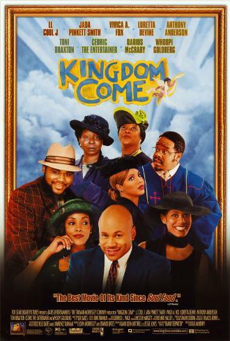 Kingdom Come Affiche originale