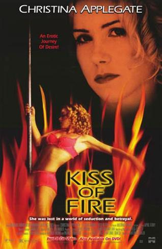 Kiss of Fire Poster