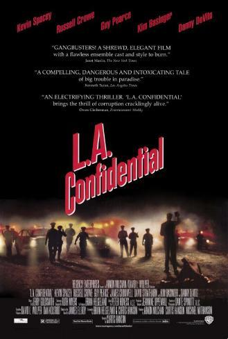 L.A. Confidential Affiche originale