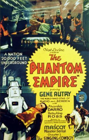 L'empire fantôme Affiche originale