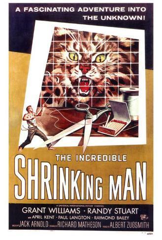L'Homme qui rétrécit Poster