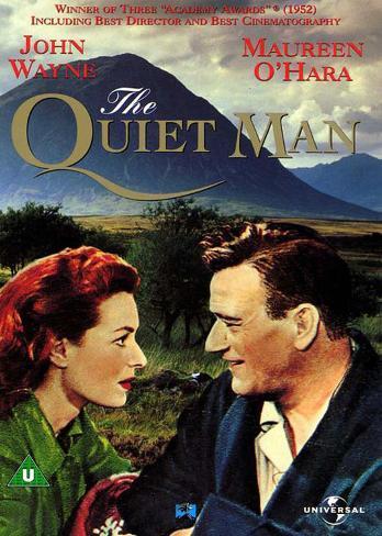 L'homme tranquille Affiche originale