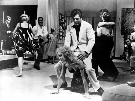 La Dolce Vita, Marcello Mastroianni, 1960 Photographie