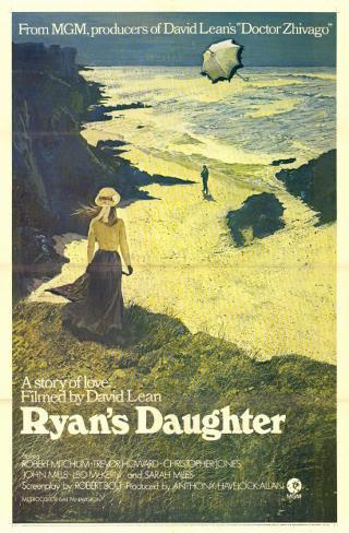 La Fille de Ryan Affiche originale