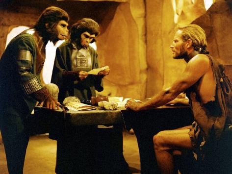 La planète des singes Photographie