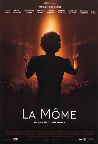 La Vie En Rose Movie Poster Affiche originale