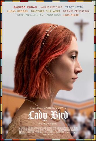 Lady Bird Poster