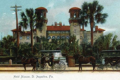 Hotel St Augustine Adresse