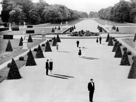 Last Year At Marienbad, (aka L'Annee Derniere A Marienbad), 1961 Photographie