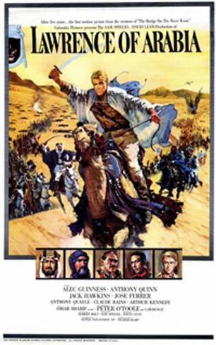 Lawrence d'Arabie Affiche originale