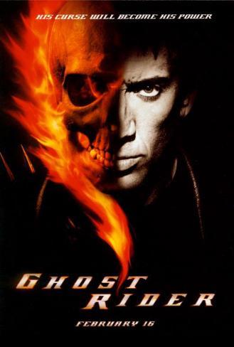 Le motard fantôme Poster