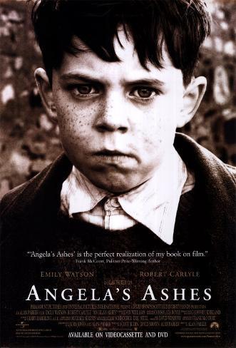 Les Cendres d'Angela Poster