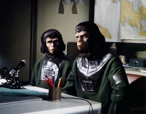 Les Evadés de la planète des singes Photographie