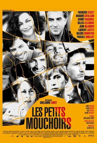 Les petits mouchoirs de Guillaume Canet - Affiche du film Affiche originale