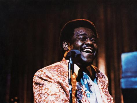 Let The Good Times Roll, Fats Domino, 1973 Photographie