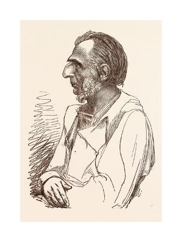 Lieutenant General Sir Charles Napier Reproduction procédé giclée