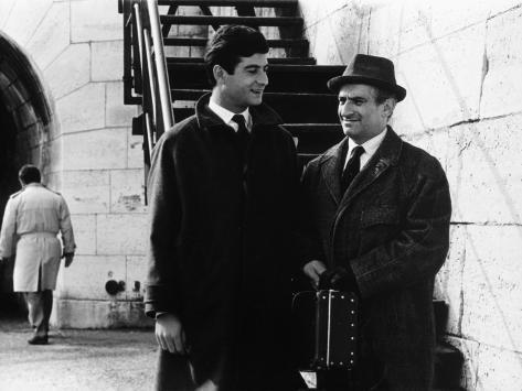 Louis de Funès et Jean-Claude Brialy (épisode