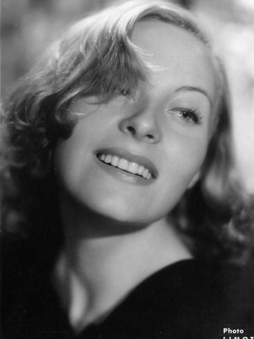 Michèle Morgan, Loi du Nord, 1939 Reproduction photographique