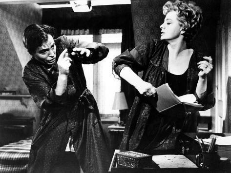 Lolita, James Mason, Shelley Winters, 1962 Photographie
