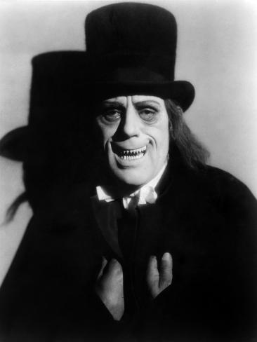 London After Midnight, Lon Chaney, Sr., 1927 Photographie