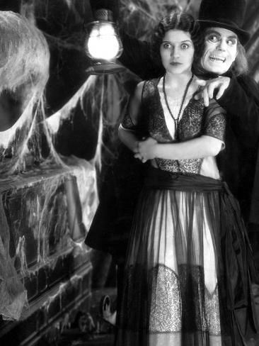 London After Midnight, Marceline Day, Lon Chaney Sr., 1927 Photographie