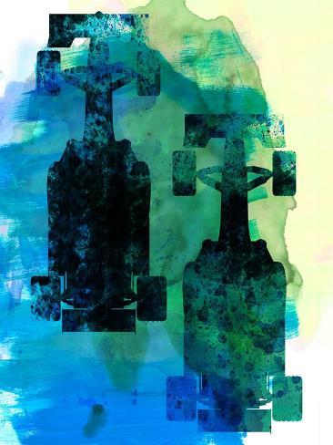 Rush Watercolor 3 Reproduction d'art