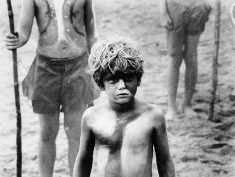 Lord Of The Flies, 1963 Photographie