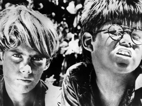 Lord Of The Flies, James Aubrey, Hugh Edwards, 1963 Photographie