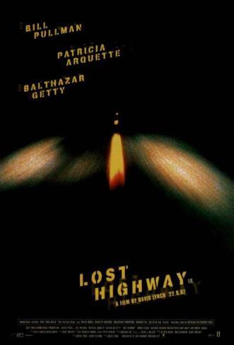 Lost Highway Affiche originale