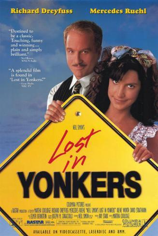 Lost in Yonkers Affiche originale