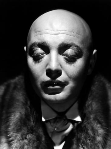 Mad Love, Peter Lorre, 1935 Photographie