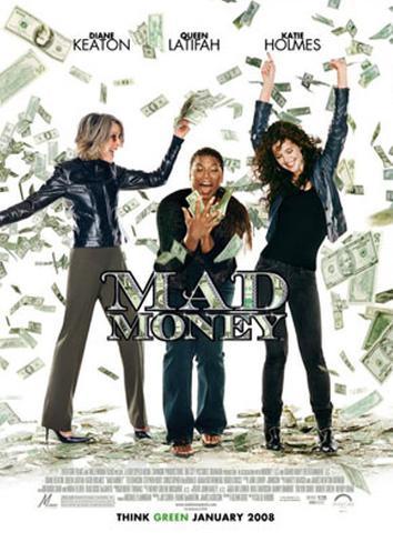 Mad Money Affiche double face