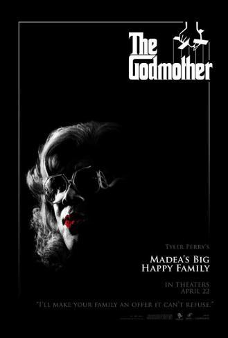 Madea's Big Happy Family - The Godmother Affiche originale