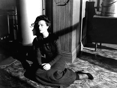 Magnificent Ambersons, Agnes Moorehead, 1942 Photographie