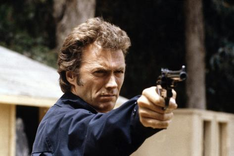 Magnum Force 1973 Directed by Ted Post Clint Eastwood Photographie