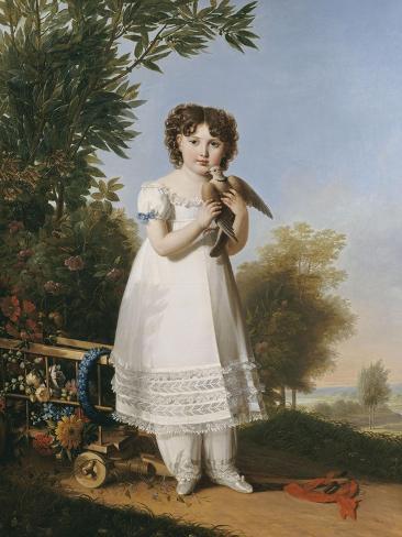 Napoléone-Elisa Baciocchi princesse de Piombino (fille d'Elisa Bonaparte et du prince Félix Autre
