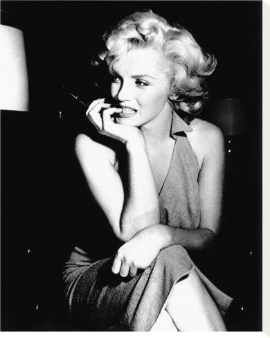 Marilyn Monroe, 1952 Toile tendue sur châssis
